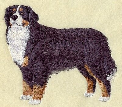 Embroidered Fleece Jacket - Bernese Mountain Dog C9616 Sizes S - XXL