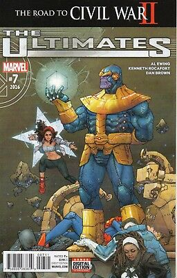 The Ultimates #7 (NM)`16 Ewing/ Rocafort
