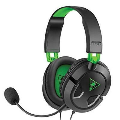 Turtle Beach Ear Force Recon 50X Gaming Headset Xbox One / PS4 / Mac / PC iPhone