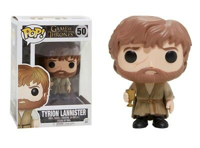 Funko Pop Game of Thrones™: Tyrion Lannister Vinyl Figure Item #12216