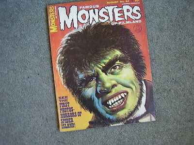 Famous Monsters of Filmland.1965.Jekyll & Hyde.Spider Island