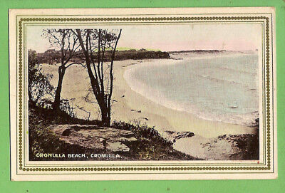 #ll. Australiana  Postcard - Cronulla Beach, About 1910