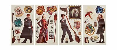 Roommates Rmk1547Scs Harry Potter Peel And Stick Wall Decals New