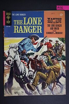 The LONE RANGER #2 Vintage GOLD KEY Western Comic Book 1952 A176