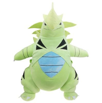Pokemon Center Tyranitar Plush Doll Figure Soft Toy Stuffed Animal 12 inch Gift