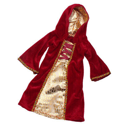 Doll Hooded Gown Clothes for 18inch American Girl Doll Dress Skirts Outfits