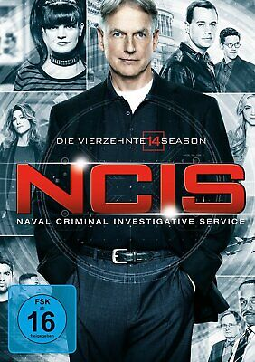 NCIS - Navy CIS - Season/Staffel 14 # 6-DVD-BOX-NEU