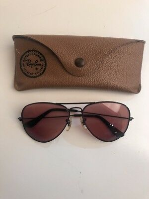 Vintage Ray Ban B & L Sunglasses With Original Case