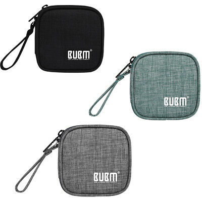 Cable Organizer Bag Universal Travel Case for Small Electronics Accessories