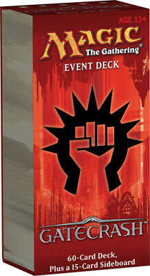 """MTG Magic the Gathering Gatecrash Event Deck """"Rally and Rout"""" (Sealed)"""