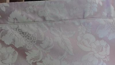 Vintage Large 24 Inch  Dorma Dusky Pink  Pillowcase