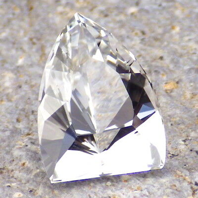 UNTREATED NATURAL TOPAZ-BURMA 8.41Ct FLAWLESS-FOR BEAUTIFUL JEWELRY!