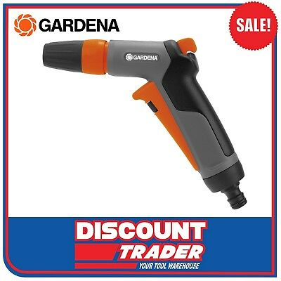 Gardena Classic Trigger Gun Nozzle Hard Jet / Fine Mist 'Made in Germany' 18301