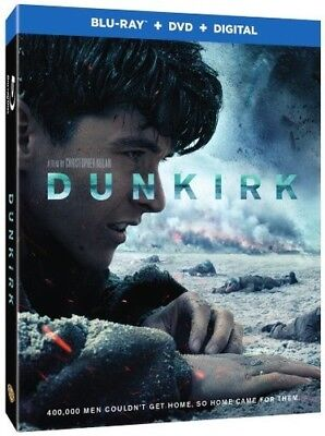 Dunkirk [New Blu-ray] With DVD, Widescreen, 2 Pack, Ac-3/Dolby Digital, Dolby,