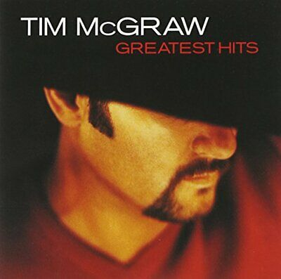 Tim McGraw - Greatest Hits - Tim McGraw CD ZHVG The Cheap Fast Free Post The