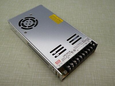 48V 7.3A 350W Switch Mode Power Supply Meanwell LRS-350-48 RS 106-5871