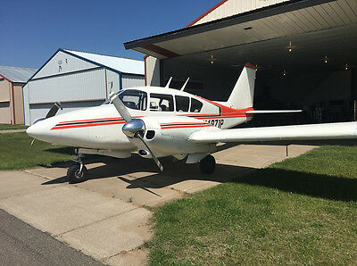 1963 Piper PA-23-235 (Converted to 250 HP)