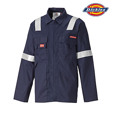 Dickies Pyrovatex Jacket Flame retardant Pyrovatex 220gsm FR5200 SIZE LARGE