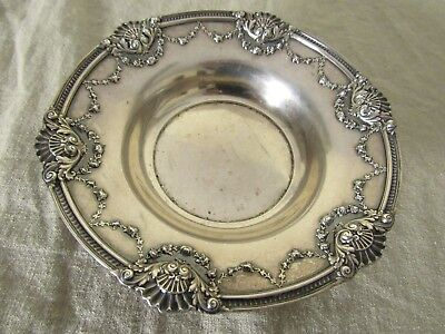 Frank Whiting Sterling Dish 5 3/4' 55 grams sterling