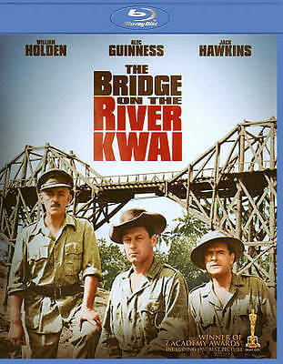 The Bridge on the River Kwai (Blu-ray Disc, 2011) - NEW!!