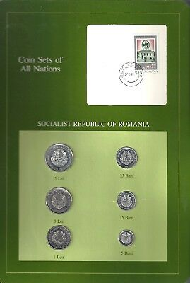 Coins Of All Nations - Socialist Republic Of Romania