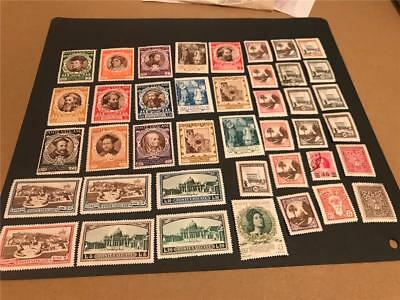 VATICAN CITY MH Used Vintage Stamp Collection Lot W241