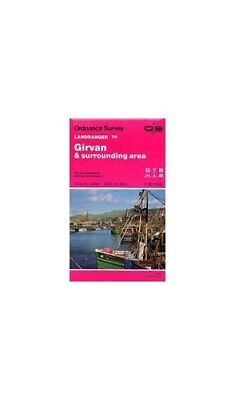 Landranger Maps: Girvan and Surrounding ... by Ordnance Survey Sheet map, folded