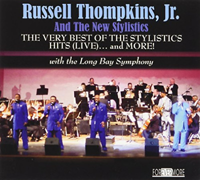 `Thompkins Jr., Russell And...-The Very Best Of The Stylistics Hits (Live CD NEW