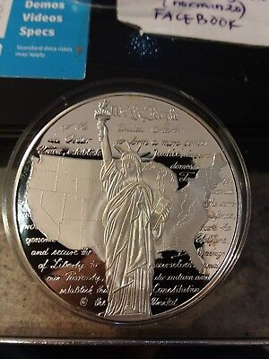2001 We The People The Quarters of the Fifty States New York Art Medal