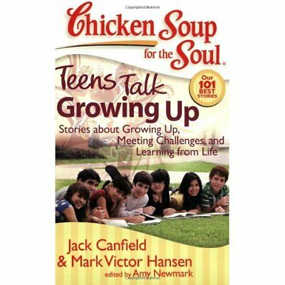 Teens Talk Growing Up: Stories about Growing Up, Meetin - Paperback NEW Canfield
