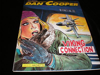 Albert Weinberg : Dan Cooper 32 : Viking connection Editions Hachette 1984