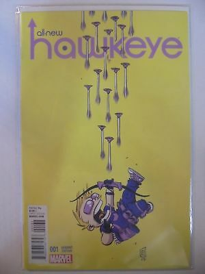 All-New Hawkeye #1 Skottie Young Variant Marvel NM Comics Book