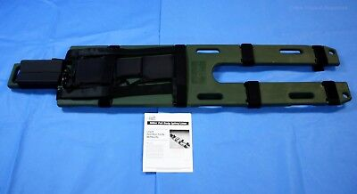 LSP Miller Full Body Splint Litter Stretcher Military OD Green L701 ID14644 New