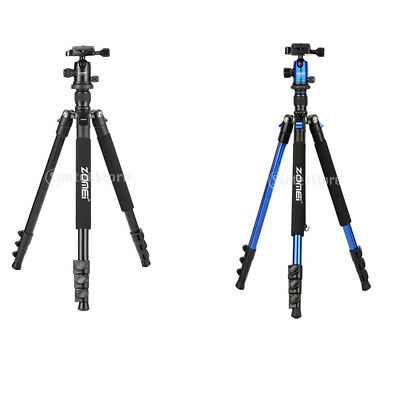 Zomei Q555 Lightweight Aluminum Tripod Mount with 360° Ball Head for Travel