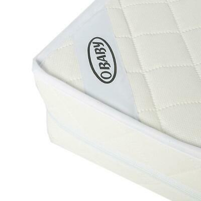 Obaby Cot Bed Mattress - 140x70cm  (SPRUNG) - Fits Most Cot Beds