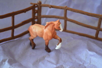 Breyer*SPLASH*Series 2*RED ROAN High Stepping Draft*MINI WHINNIE*Free Ship*NEW!