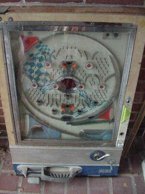 RUSTY Heiwa Pinball Machine PARTS ONLY PICK-UP only