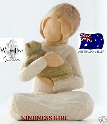 Willow Tree KINDNESS GIRL Figurine By Susan Lordi By Demdaco BRAND NEW IN BOX