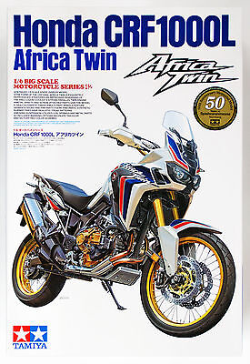 Tamiya 16042 Honda CRF1000L Africa Twin 1/6 scale kit