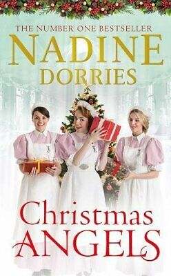 Christmas Angels (Lovely Lane) by Dorries, Nadine Book The Cheap Fast Free Post
