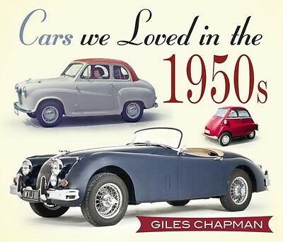 Cars We Loved in the 1950s (Paperback), Chapman, Giles, 978075096...