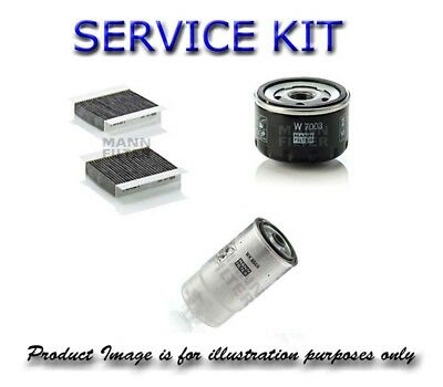Service Parts for AUDI A6 3.7 Air Fuel Oil Filter & Spark Plugs