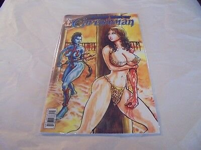 Cavewoman Deep Water #1 SEXY Comics Book Nmnt