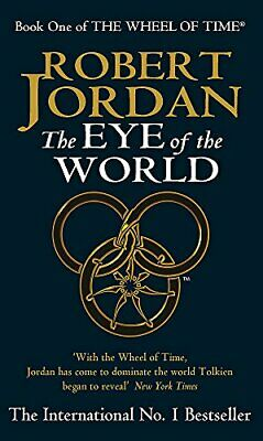 The Eye Of The World: Book 1 of the Wheel of Time... by Jordan, Robert Paperback