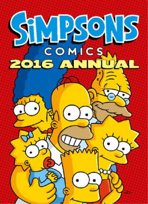 The Simpsons - Annual 2016 (Annuals 2016), Matt Groening, Used; Very Good Book