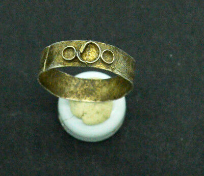 Post medieval period Silver 84 Ring