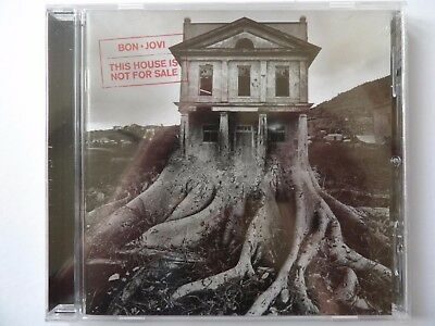 Bon Jovi - This House Is Not For Sale (New Sealed Cd)