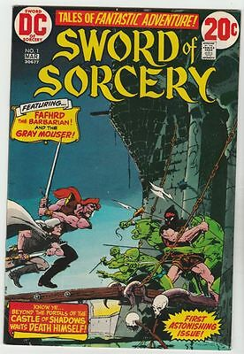 Sword Of Sorcery #1 strict NM 9.4 High-Grade  1st Appear-  Fafhrd &  Grey Mouser