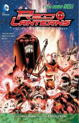 Red Lanterns Volume 3: Rise of the Third Army TP (The New 52) (Pa. 9781401244149