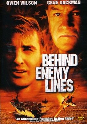 Behind Enemy Lines [New DVD] Dubbed, Repackaged, Widescreen, Sensormatic